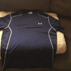 Under Armour men's compression shirt size large